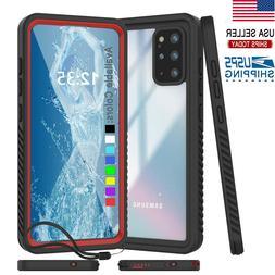 For Galaxy S20 Plus / Ultra 5G Waterproof Case With Screen P