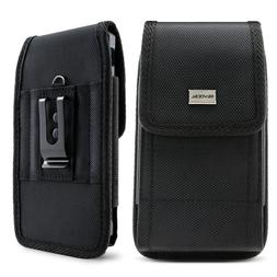 Galaxy S3 / S4 / S5 / S6 / S7 / S8 / S9 Phone Pouch w/ Belt