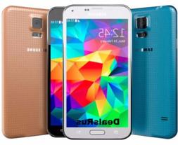Samsung Galaxy S5 16GB G900T T-MOBILE FACTORY UNLOCKED 4G LT