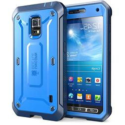 Galaxy S5 Active Case, SUPCASE Unicorn Beetle PRO Series Ful