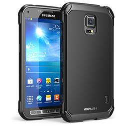 Galaxy S5 Active Case, i-Blason SoftGel Flexible TPU Case fo