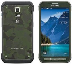 Samsung Galaxy S5 Active 4G LTE 16 GB Rugged Smartphone Camo
