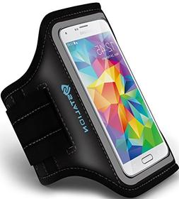 Galaxy S5 Armband: Stalion Sports Running & Exercise Gym Spo