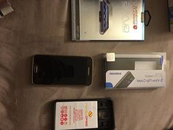 Samsung Galaxy S5, White 16GB  No contract Cell Phone