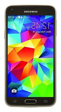 Samsung Galaxy S5 G900V 16GB Verizon Wireless CDMA No-Contra