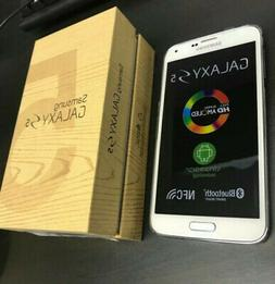 Samsung Galaxy S5 S4 - Factory Unlocked - 16GB  GSM ATT/T-Mo