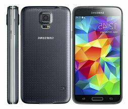 Samsung Galaxy S5 SM-G900A - 16GB - Black  Smartphone - NEW