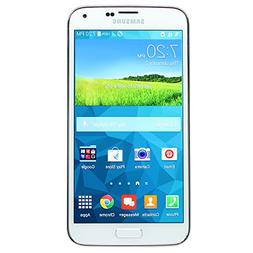 Samsung Galaxy S5 SM-G900T 16GB White Smartphone for T-Mobil