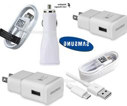 Samsung Galaxy S6 S7 S8 S9 S10 Note 5 8 Fast Charging USB Ca