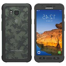 Samsung Galaxy S7 Active 32GB Camo Green GSM Unlocked