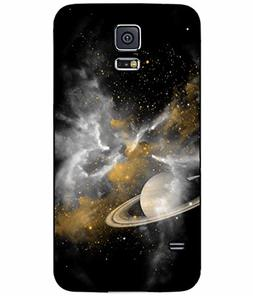 BleuReign Galaxy with Planets Plastic Phone Case Back Cover