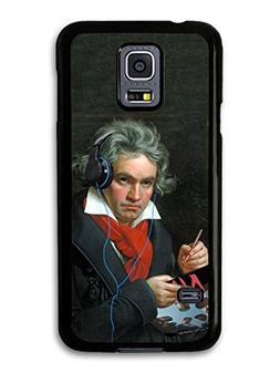 Gangster Beethoven New Style Cool Funny Vintage Headphones R