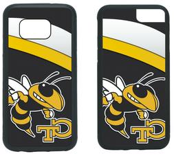 GEORGIA TECH YELLOW JACKETS PHONE CASE COVER FITS iPHONE 8 X