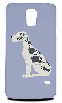 Great Dane Dog 9 Hard Phone Case Cover for Samsung Galaxy S5