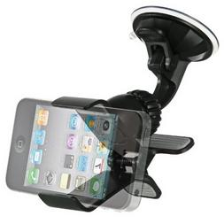 Importer520 Clipper Car Mount Universal Vehicle Swivel Holde