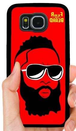 JAMES HARDEN ROCKETS PHONE CASE FOR SAMSUNG NOTE GALAXY S5 S