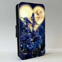 Kingdom Hearts Japanese Anamie Art FLIP PHONE CASE COVER for