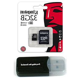 32GB Kingston Micro SDHC Class 10 UHS-1 32G Memory Card work
