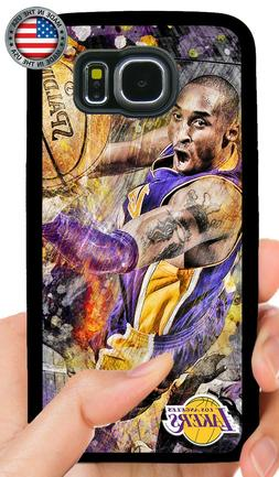 KOBE BRYANT LAKERS PHONE CASE FOR SAMSUNG NOTE & GALAXY S5 S