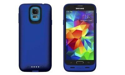 mophie Juice Pack for Samsung Galaxy S5 - Blue