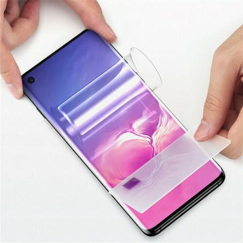 10D Hydrogel Screen Protector For Samsung Galaxy S10 Plus
