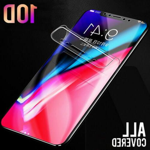 10D Hydrogel Screen Protector For Galaxy Plus