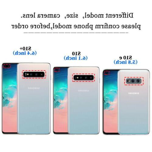 10D Hydrogel Screen Protector For Galaxy S10 S8 Plus