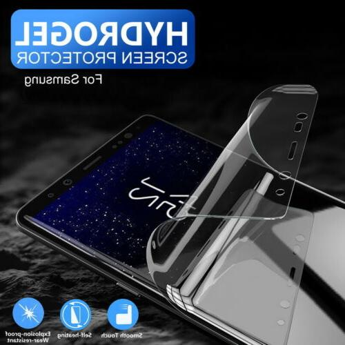 10D Film Back+Front Screen Protector For Samsung Galaxy S10 Plus