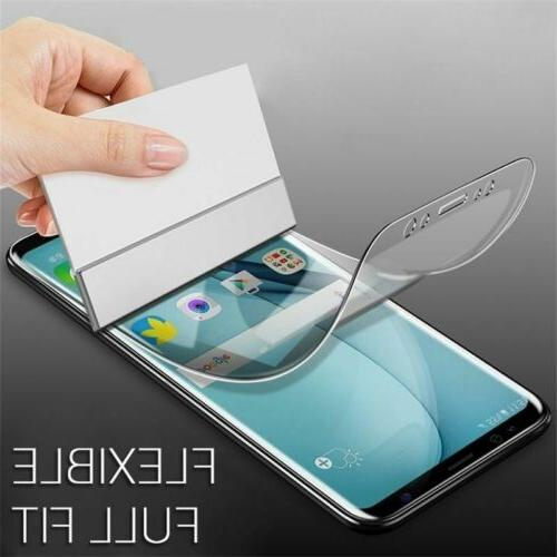 10D Hydrogel Full Screen Film For Samsung Galaxy S10 Note 9
