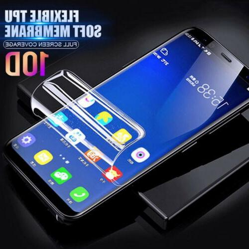 10d hydrogel full cover screen protector film