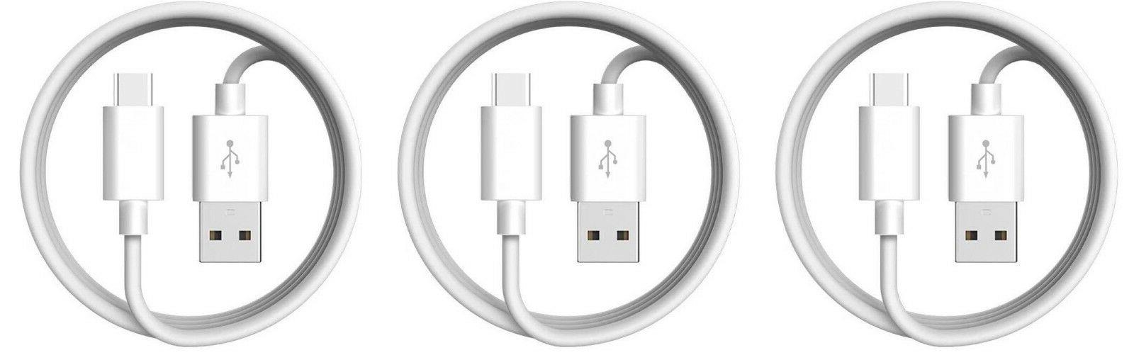 10x Type C USB-C Cable Power Charger OEM Quality