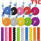 10x Rapid Charge Braided Micro USB Cable Fast Cord For Galax