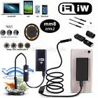 1M/3M/5M 8 LED Wireless WIFI Endoscope Inspection Camera For