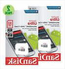 2 Pack SanDisk Ultra 32GB Micro SDHC UHS-I micro SD TF Flash