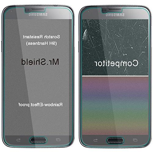 -Mr Galaxy S5 Protector with