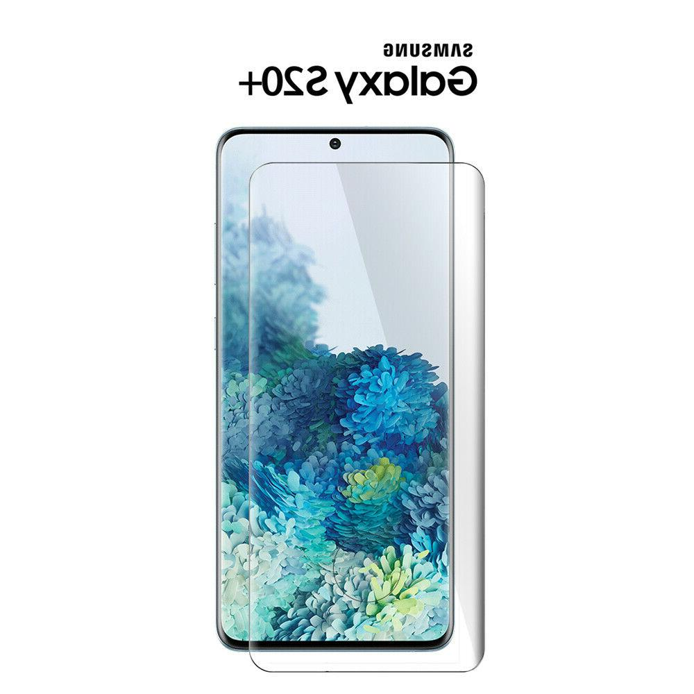 2 S20 4D Tempered Glass