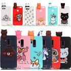 2018 Cartoon Soft Silicone Case For Samsung Galaxy S7 S8 S9+