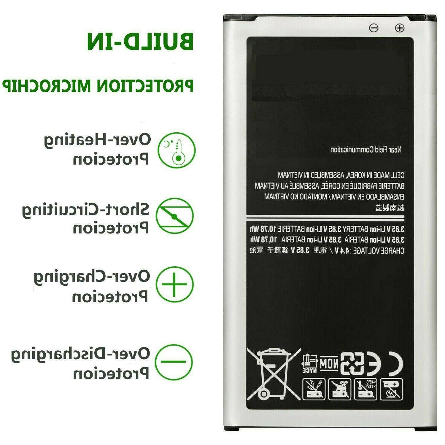 2800mAh New Battery Replacement S5
