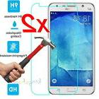 2x 9H Temper Glass Film Screen Protector Guard For Samsung G