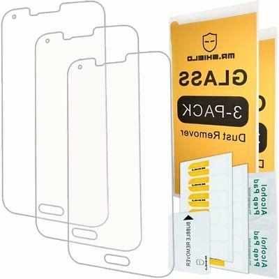 -Mr Shield For Samsung Galaxy S5  Screen Protector