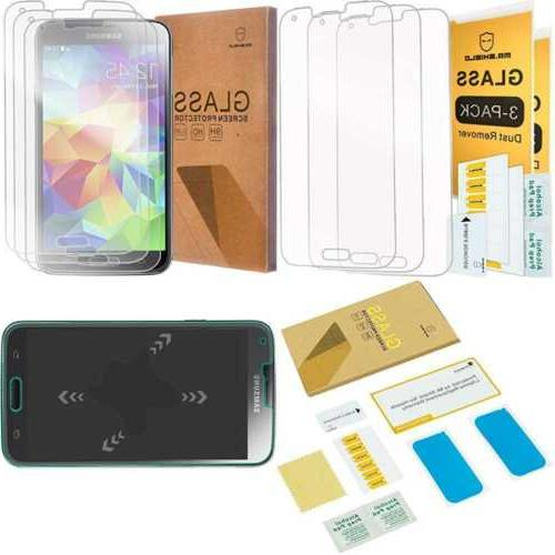 - Mr Shield For Samsung Galaxy S5  Screen Protector [0.3