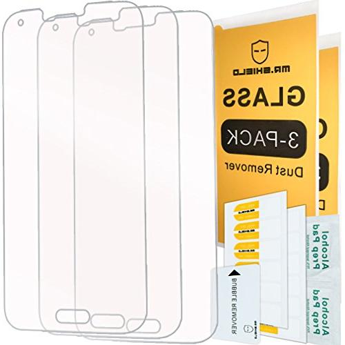 - Mr Shield for Samsung Galaxy S5  Screen Protector  with Li