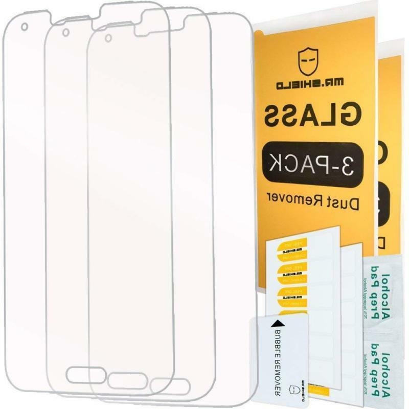 Mr Shield  For Samsung Galaxy S5  Screen Protector [0.3M