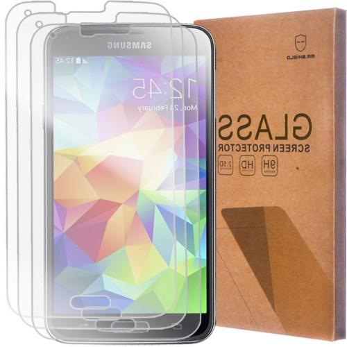 3 pack for samsung galaxy s5 tempered