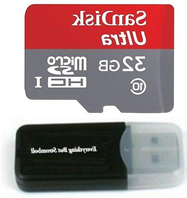 32GB Sandisk Micro SD HC Memory Card for Samsung Galaxy S3 S