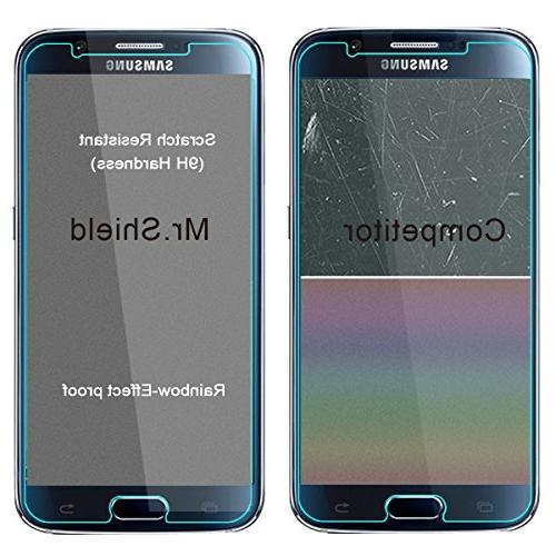 - Samsung Protector with Lifetime Warranty