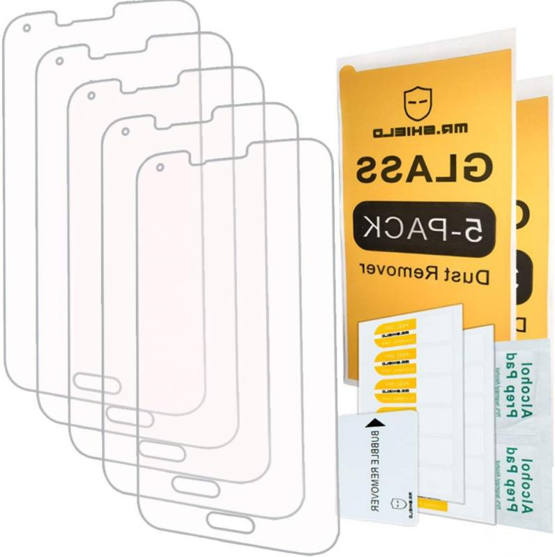 5 pack mr shield for samsung galaxy