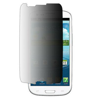 5X Mirror LCD Screen Protector Cover Film for Samsung Galaxy