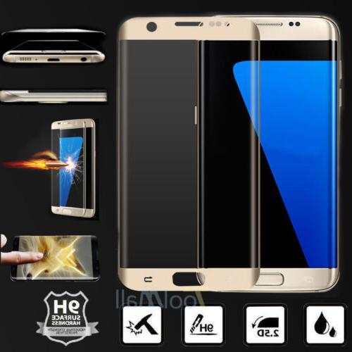 9H+Full Cover Tempered Glass Screen Protector For Samsung Ga