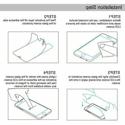 SOOYO 9H Round Edge Tempered Protector for